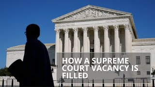 How does a vacancy on the Supreme Court get filled? | In the Loop