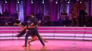 Aly Raisman & Mark Ballas - Cha-Cha-Cha Dance Off