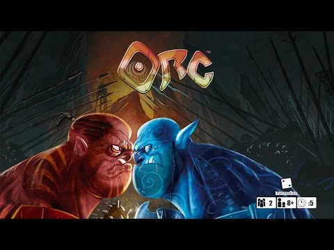 ORC Rules - Pack O Game™