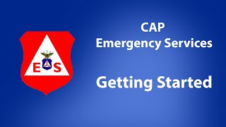 How to get your GES! | Civil Air Patrol - ES Overview