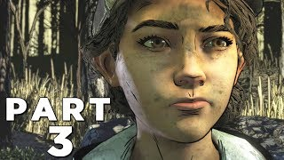 THE WALKING DEAD THE FINAL SEASON Walkthrough Gameplay Part 3 - FISHING (Season 4 Episode 1)