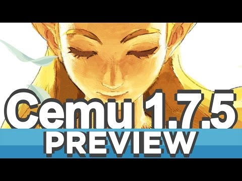 Cemu 1,7,5 (Wii U Emulator) | Improvements Preview