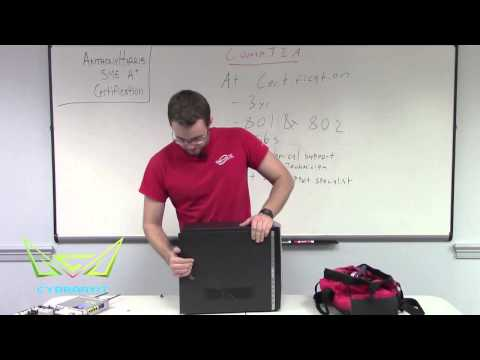 Preview the Free CompTIA A+ Online Training Class from Cybrary ...