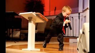 Kanon Tipton Is Baby Preacher Reborn Again