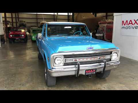 1969 Chevrolet C20 (CC-1183024) for sale in Pittsburgh, Pennsylvania