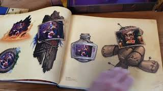 The Art of Hearthstone Limited Edition Book