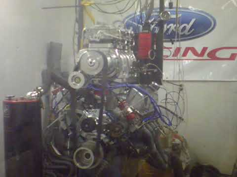 Ford 351c 351 Cleveland Supercharger street engine 800hp