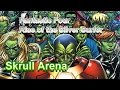 Fantastic Four Rise Of The Silver Surfer Skrull Arena P