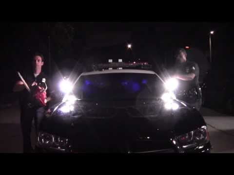 Watch This Surreal Zombie Crime Video Made By LAPD