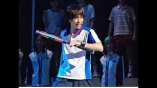 ミュージカルテニスの王子様全国立海幸村vs越前