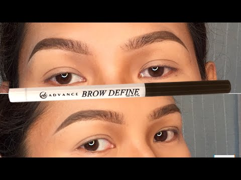 Ever Bilena Brow Define Review & Tutorial | Natural and Bushy Look | Philippines