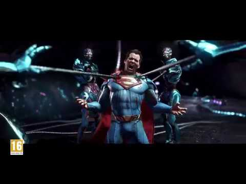 Official Injustice™ 2 – Legendary Launch Trailer