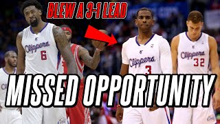 Why The 2015 Los Angeles Clippers Are One Of The BIGGEST Disappointments In NBA History