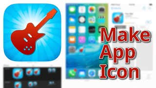 IOS App Icon Design Tutorial In Photoshop - For Beginners