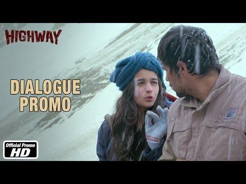 Ek Goli Mein Aadmi Khatam Hojata Hai - Dialogue Promo - Highway - RELEASING 21ST FEB, 2014