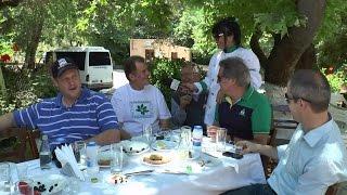Giro na Grécia Província de Kolymvari
