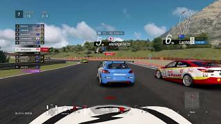 IN THE MIDDLE OF 3 WIDE | GT Sport #15