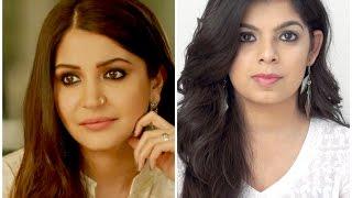 Image for video on Anushka Sharma Inspired Makeup | Ae Dil hai Mushkil | Bold Eyes | Nude lips | Makeup Tutorial by Aditi Singh