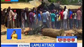Four people killed by suspected Al-Shabaab militants in Lamu