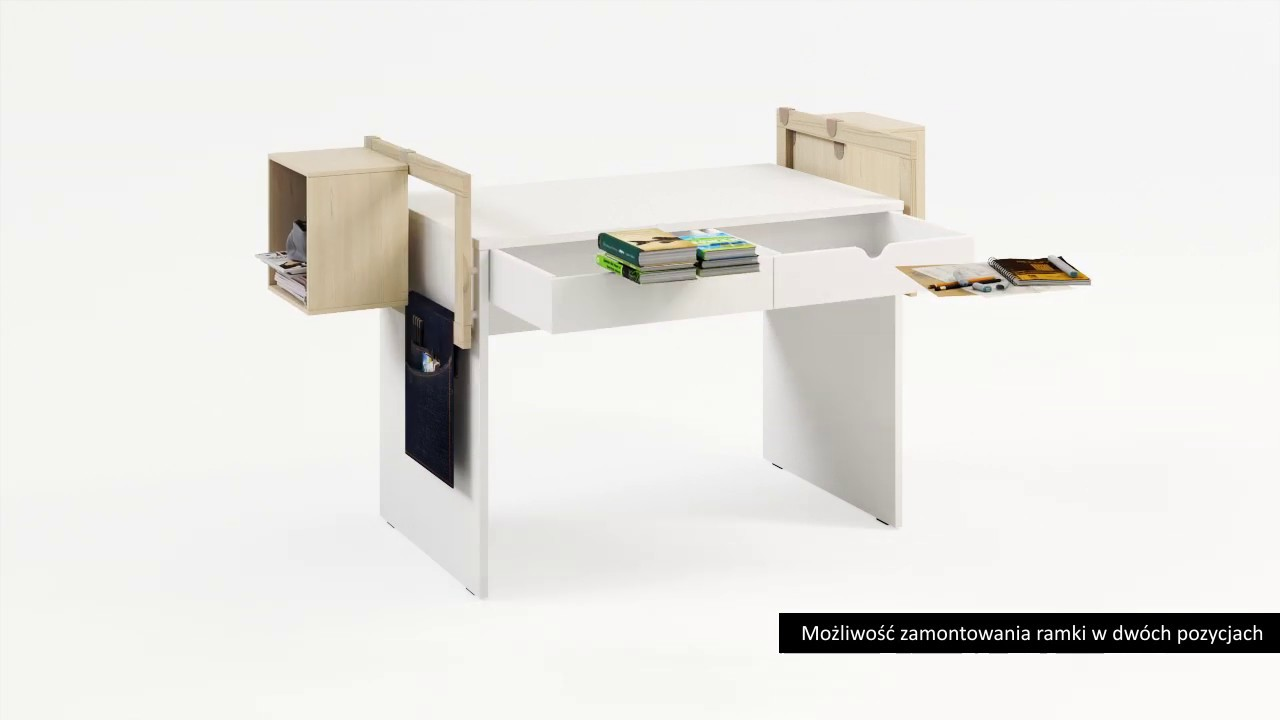 Stige Small Desk