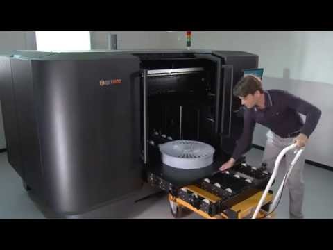 3D Printer | Objet1000 Plus