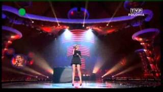 """Sophie Ellis Bextor """"Not Giving Up On Love"""" live in Poland"""