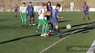 "R.F.F.M - Jornada 2 - Preferente Cadete (Grupo 2): C.D. Mostoles U.R.J.C. ""D"" 0-3 Escuela de Fútbol A.F.E. ""A"""