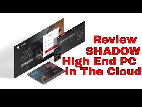 SHADOW Blade Streaming Gaming Rig Full Testing