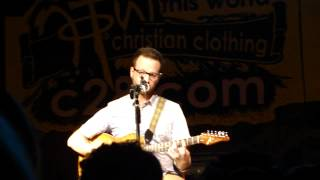 Chris August - This Side of Heaven (NEW song) LIVE at Spirit West Coast Del Mar '12