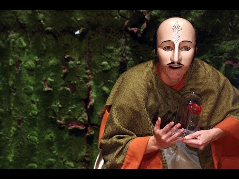 """Teaser """"Caché dans son buisson de lavande, CYRANO, sentait bon la lessive"""" Théâtre Masqué"""