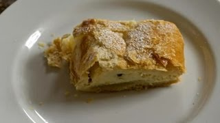 Italian Pastry With Ricotta : Italian Cooking