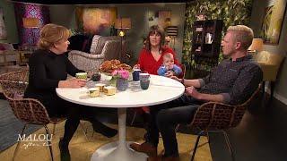 """""""Vi Blir Inte Vuxna Längre - Fast Vi är Föräldrar"""" - Malou Efter Tio (TV4)"""