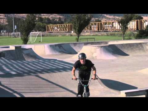 BMX Footage LaGrande Skatepark (OH BOY)