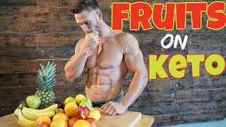 Fruits that are Safe for a Keto Diet