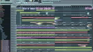 Calvin Harris & Alesso - Under Control (Instrumental Remake)
