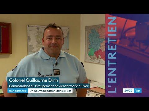 Var: Un nouveau commandant à la tête des gendarmes