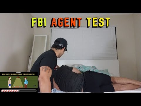 See If You Can Pass the FBI Special Agent Test
