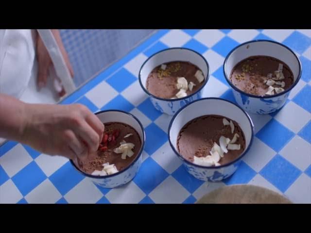 Mousse au chocolat vegan – Les recettes d'Angèle pour NATURALIA