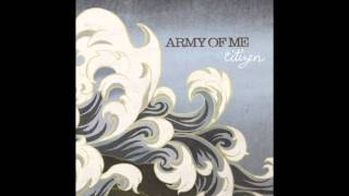 Army Of Me - Thinking It over