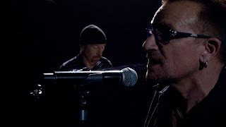 U2 - Every Breaking Wave - Later... with Jools Holland - BBC Two