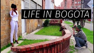 MY LIFE IN BOGOTÁ, COLOMBIA
