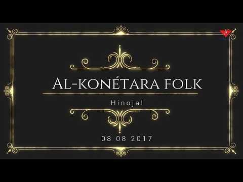 Al-konetara folk - Actuación en Hinojal