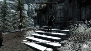 How to get a companion in Skyrim fast [walkthrough]