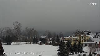 Zakopane , Dzień w Tatrach 2019-02-04