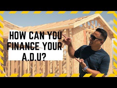 Financing your Accessory Dwelling Unit (ADU)   Full Video