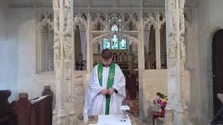 5th September Benefice Communion (LIVE)