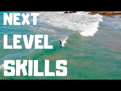 How Beginner Surfers Get To An INTERMEDIATE LEVEL