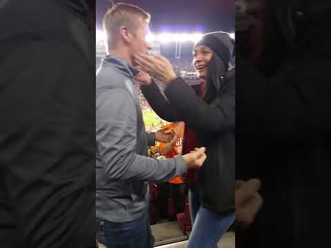 TigerNet: Marriage proposal at Clemson-SC game between SC fan and Clemson fan