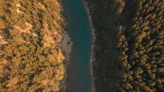 Blue Lagoon   Wales   DJI Mavic Air 2   FPV