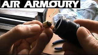 How To Fix An Air Leak On A PCP Air Rifle (Hatsan AT44-10) | Air Armoury